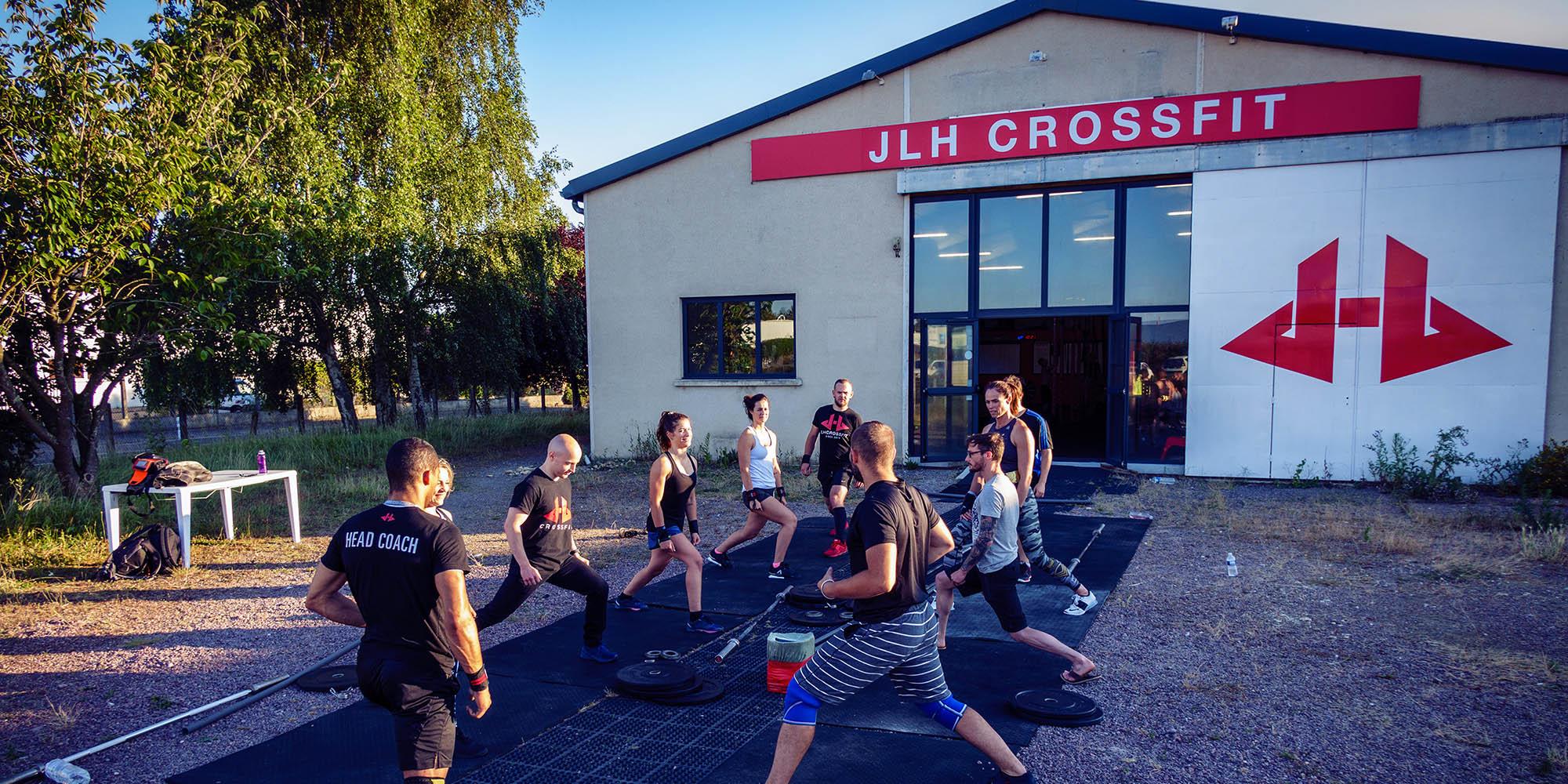 La Box JLH CrossFit